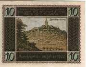 10 Pfennig (Kahla) – revers