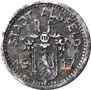 5 Pfennig (Alsfeld) – avers