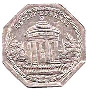 25 Pfennig Regensburg [Strassenbahn, Bayern] -  avers