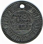 10 pfennig - Walldürn – avers