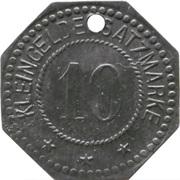 10 pfennig - Herbolzheim (L. Heppe) – revers