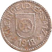 1 Pfennig (Donaueschingen) [Stadt, Baden] – revers