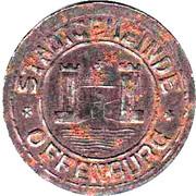 50 Pfennig (Offenburg) [Stadt, Baden] – avers