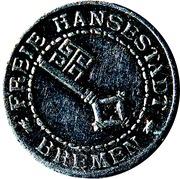 10 Pfennig (Bremen) [Stadt, Freie Stadt] – avers