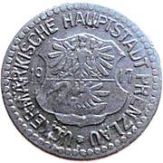 5 pfennig (Prenzlau) [Stadt Brandenburg] – avers