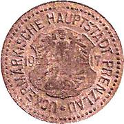 10 Pfennig (Prenzlau) [Stadt Brandenburg] – avers