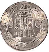 10 Pfennig (Guben) [Stadt, Brandenburg] – avers