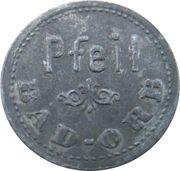 10 Pfennig - Orb (Pfeil Bad Orb) – avers