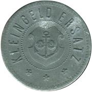 5 Pfennig (Kehl am Rhein) [Stadt, Baden] – revers