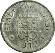 10 pfennig (Darmstadt) [HESSEN] -  avers