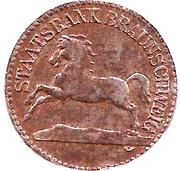 50 Pfennig (Braunschweig) [Herzogtum] – avers