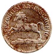 50 pfennig (Herzogtum Braunschweig) -  avers