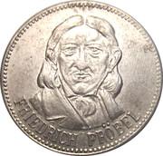 50 pfennig, bad blankenburg, schwarzburg rudolstadt – revers