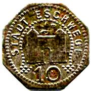 10 Pfennig (Eschwege) – avers