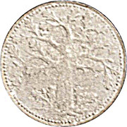 50 Pfennig (Offenbach am Main) [Stadt, Hessen] – revers