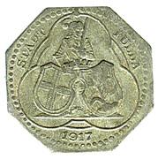 10 Pfennig (Fulda) – avers