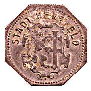 50 Pfennig (Hersfeld) [Stadt, Hessen-Nassau] – avers
