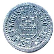 5 Pfennig (Speyer) – avers