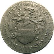 5 pfennig (Zell im Wiesental)) – avers