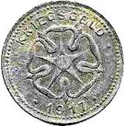 50 Pfennig (Lippe) [Handelskammer, Free State] – revers