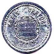 5 Pfennig ( QUERFURT) – avers