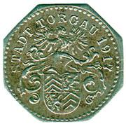 10 Pfennig (Torgau) – avers