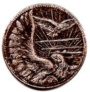 50 pfennig  ( Frankenthal ) – revers