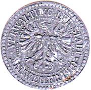 50 Pfennig (Annweiler) – avers
