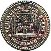 50 pfennig (Pirmasens) – avers