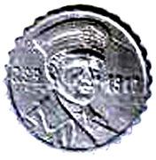 15 pfennig (Crefeld) – avers
