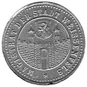 10 Pfennig (Weissenfels) -  avers