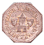 10 Pfennig (Bitterfeld) [Private, Sachsen, Bankverein] – avers