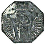 5 pfennig (Trier) – avers