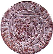 50 Pfennig (Boppard) [Stadt, Rheinprovinz] – avers