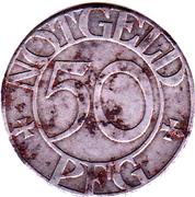 50 Pfennig (Boppard) [Stadt, Rheinprovinz] – revers