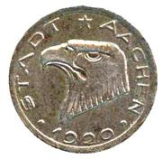 50 pfennig (Aachen) – avers