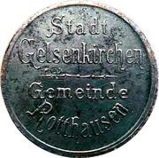 50 Pfennig (Gelsenkirchen/Rotthausen) [Stadt, Westfalen/Gemeinde, Rheinland] – avers