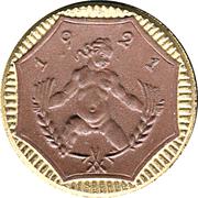 5 Mark (Sachsen) [Freistaat] – revers
