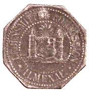 50 Pfennig (Ilmenau) [Private, Sachsen-Weimar-Eisenach, Lebensmittel Commission] – avers