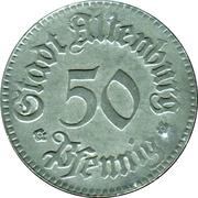 50 Pfennig (Altenburg) [Stadt, Sachsen-Altenburg] – avers