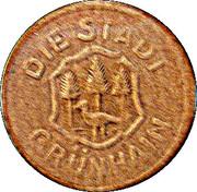 10 Pfennig (Gunhain) – avers