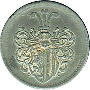 20 Pfennig (Notgeld Leipzig) – revers