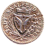 5 Pfennig Saalfeld an der Saale – avers
