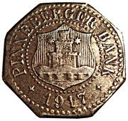 50 pfennig (Pinneberg) – avers