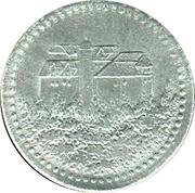 5 Pfennig (Leutenberg in Thüringen) [Stadt, Schwartzburg-Rudolstadt] – revers
