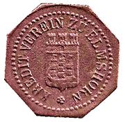 10 Pfennig (Elmshorn) – avers