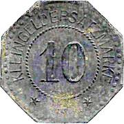 10 Pfennig (Eisenach) – revers