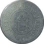 50 Pfennig (Neumünster) [Stadt, Schleswig-Holstein] – revers