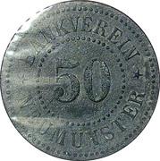 50 Pfennig (Neumünster) [Stadt, Schleswig-Holstein] – avers