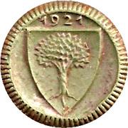20 Pfennig (Waldenburg in Schlesien) [Stadt, Schlesien] – revers